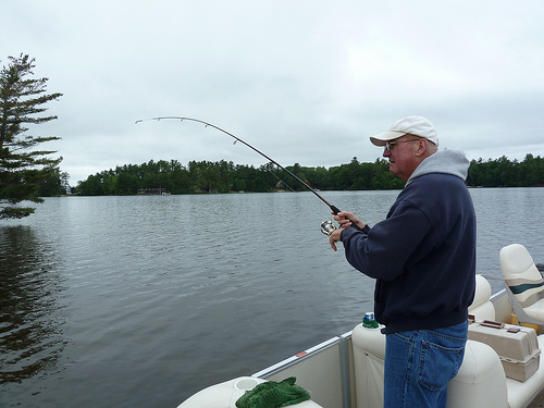 2014 maine open water fishing season wilderness realty