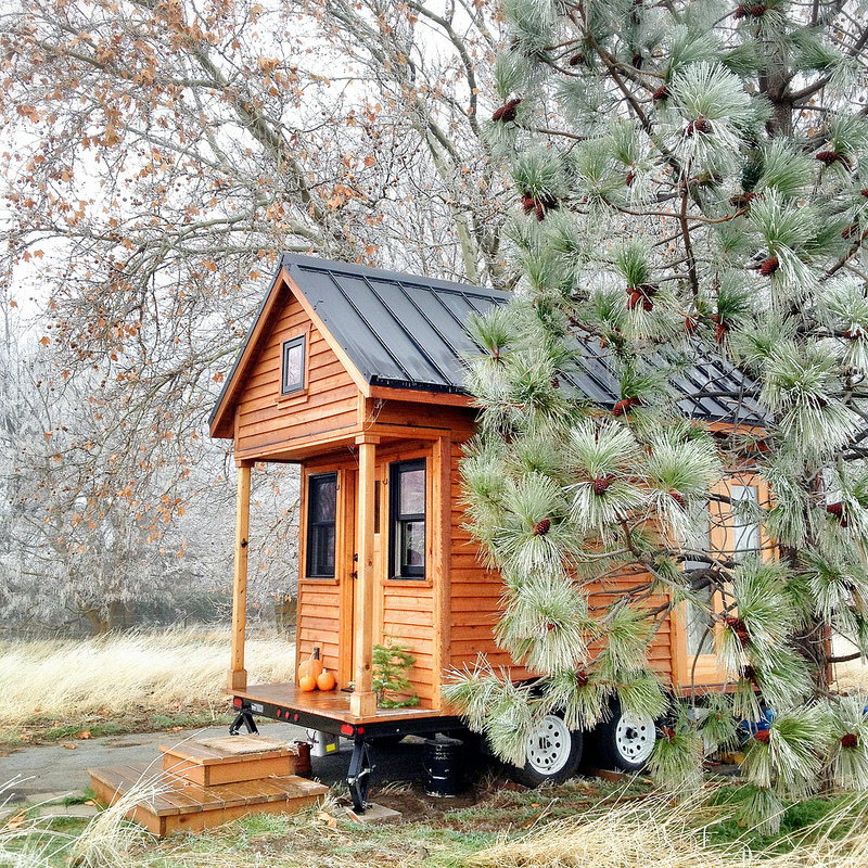 Forget The Rat Race Buy A Tiny House In Maine Wilderness Realty