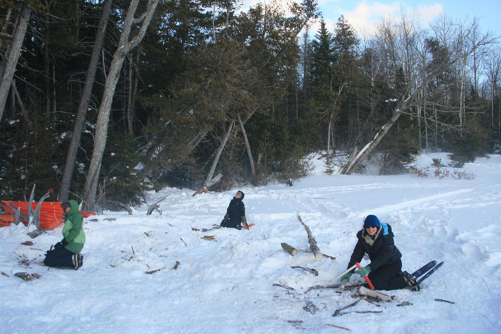 Winter Camping Opportunities in Maine - Wilderness Realty ...